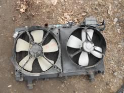 Радиатор охлаждения двигателя. Toyota Carina E, ST191 Toyota Corona, ST191 Toyota Caldina, ST191