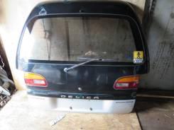 Дверь багажника. Mitsubishi Delica, PE8W, PD8W Mitsubishi Delica Space Gear, PD8W, PE8W