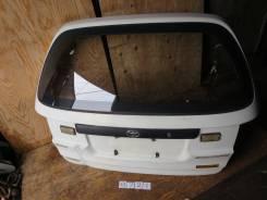 Дверь багажника. Toyota Caldina, ET196, CT190, CT197, CT196, CT199, CT198, ST198 Двигатели: 5EFE, 2CT, 2C, 3SFE, 3CE