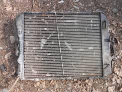 Радиатор охлаждения двигателя. Toyota Hiace