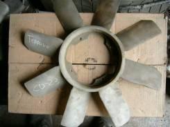 Вентилятор охлаждения радиатора. Nissan Terrano, AMD21 Двигатель SD23