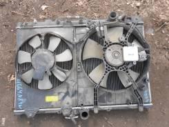 Радиатор охлаждения двигателя. Mitsubishi: Airtrek, Chariot Grandis, Legnum, Delica, Galant, Pajero, RVR, Chariot Двигатель 4G64