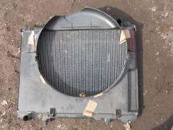 Радиатор охлаждения двигателя. Nissan Terrano Двигатель TD27