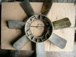 Вентилятор охлаждения радиатора. Toyota Master Ace Surf, CR30G Двигатель 2CT