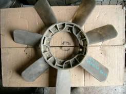 Вентилятор охлаждения радиатора. Toyota Dyna, BU88 Двигатель 14B