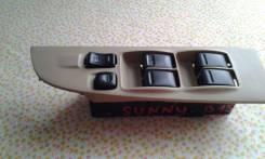 Блок управления стеклоподъемниками. Nissan Sunny, B15