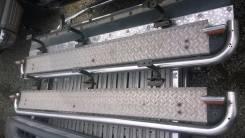 Подножка. Nissan Safari, WRGY60 Двигатели: TD42T, TD42