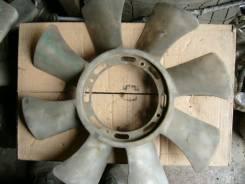 Вентилятор охлаждения радиатора. Mitsubishi Delica, PE8W Двигатель 4M40