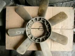 Вентилятор охлаждения радиатора. Toyota Town Ace, CR28G Двигатель 2CT