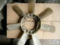 Вентилятор охлаждения радиатора. Toyota Town Ace, CR30, CR30G Двигатель 2CT