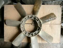 Вентилятор охлаждения радиатора. Toyota Crown, LS130, LS130W, LS130G Двигатель 2LTE