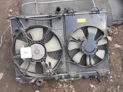 Радиатор охлаждения двигателя. Mitsubishi Chariot Grandis, N94W Двигатель 4G64