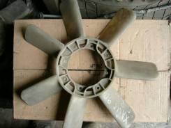 Вентилятор охлаждения радиатора. Toyota Hiace, LH66V Двигатель 2L