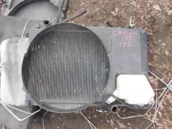 Радиатор охлаждения двигателя. Toyota Crown Двигатели: 1JZGE, 1JZFSE, 1JZGTE