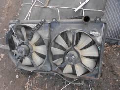 Радиатор охлаждения двигателя. Toyota Windom