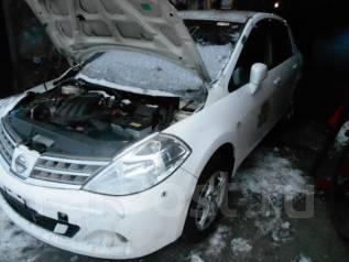 Nissan Tiida Latio. SNC11, HR15