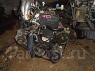 Двигатель. Toyota Corsa Двигатель 4EFE