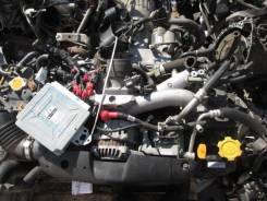 Двигатель в сборе. Subaru Forester, SG5 Двигатели: EJ205, EJ205DX