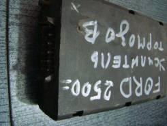 Вакуумный усилитель тормозов. Ford