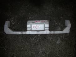 Жесткость бампера. Nissan Note, ZE11, E11, NE11 Двигатели: CR14DE, XH1, HR16DE, HR15DE