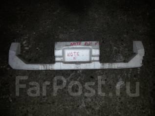 Жесткость бампера. Nissan Note, E11, E11E, NE11, ZE11 Двигатели: CR14DE, HR15DE, HR16DE, XH1