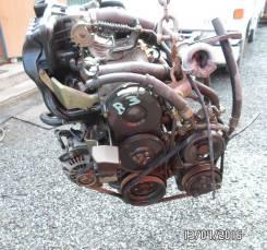 Двигатель. Mazda Familia, BG3P Двигатель B3