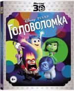 Головоломка (3D Blu-Ray + Blu-Ray)