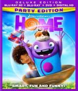 Дом (3D Blu-Ray + 2D Blu-Ray)