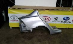 Крыло. Mitsubishi Lancer X Mitsubishi Lancer