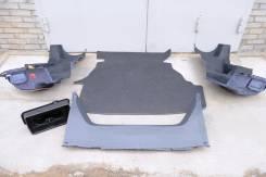 Обшивка багажника. Toyota Camry, ACV30, ACV30L, ACV31, ACV35, MCV30, MCV30L, MCV31 Двигатели: 1AZFE, 1MZFE, 2AZFE, 3MZFE