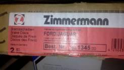 Диск тормозной. Jaguar X-Type