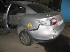 Щит опорный задний левый Renault Fluence