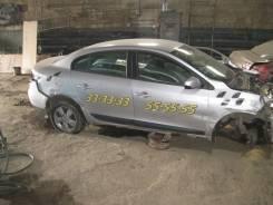 Шторка багажника Renault Fluence