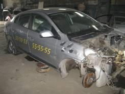 Уплотнитель капота Renault Fluence