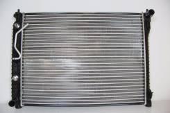 Радиатор охлаждения двигателя. Chevrolet Captiva