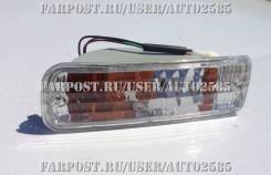 Повторитель поворота в бампер. Toyota Hilux Surf, KDN185W, RZN185W, VZN185W, KZN185G, KZN185W, VZN180W, RZN180W