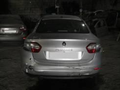Эмблема на крышку багажника Renault Fluence