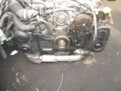 Двигатель в сборе. Subaru Forester, SG5 Двигатели: EJ205, EJ205DPRJE