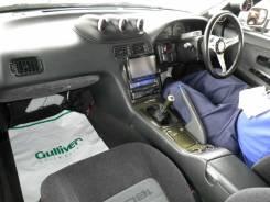 Подиум. Nissan Silvia, S13 Двигатель SR20DET
