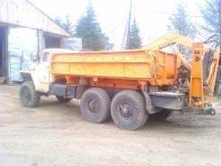 Урал 5557. Продам самосвал ( погрузчик-экскаватор), 1 101 куб. см., 8 000 кг.