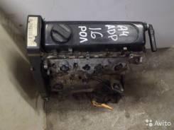 Двигатель в сборе. Audi A4, B5 Двигатель ADP