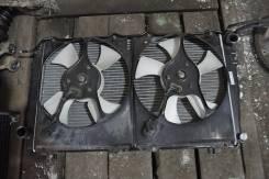 Вентилятор радиатора кондиционера. Subaru Impreza WRX STI, GC8