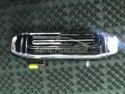 Ручка двери внешняя. Mitsubishi Pajero, V44WG, V43W, V44W, V45W, V34V, V46W, V46V, V46WG