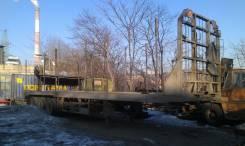 Tokyu. Полуприцеп лесовоз 3-х пачечный. Обмен., 40 000 кг.
