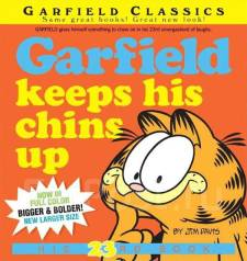 Автор: Davis Jim Название: Garfield Keeps His Chins Up: His 23rd Book