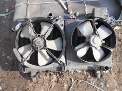 Радиатор охлаждения двигателя. Toyota Corona, ST191 Toyota Caldina, ST191 Toyota Carina E, ST191
