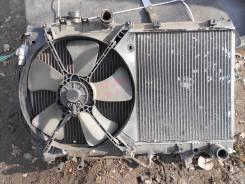 Радиатор охлаждения двигателя. Toyota Carina ED, ST200 Toyota Corona Exiv, ST200