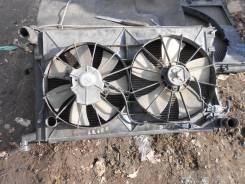 Радиатор охлаждения двигателя. Toyota Vista Ardeo, SV50 Двигатели: 3SFSE, 3SFE