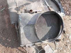 Радиатор охлаждения двигателя. Toyota Crown Двигатель 1GFE