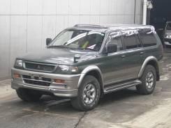 АКПП Mitsubishi Challenger 1998 K96W 6g72